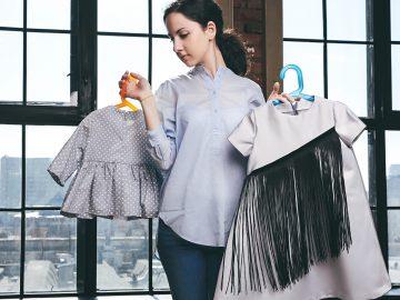 учиться на дизайнера одежды