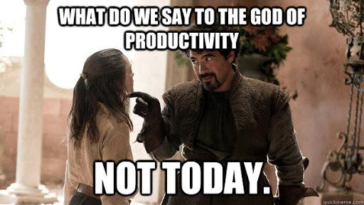 токсичная продуктивность
